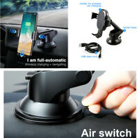 Adjustable Arm Wireless Charging Charger Car Dashboard 4-6.5