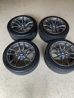 2018 M3 Wheels And Tires (OEM)