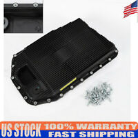 OEM 24117536387 Automatic Transmission Oil Pan Filter Kit+Gasket Fit For Ford