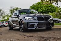 2018 BMW M2 M2 Coupe 2018 BMW M2 M2 Coupe BRAND NEW Mineral Grey Metallic MANUAL lease or buy