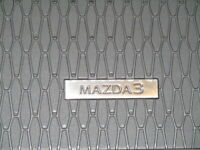 2019-2020 Mazda 3 All Weather Floor Mats - Low Wall BCKAV0350A