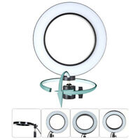 8'' Ring Light LED Photography Selfie Light Video Table Photo Camera for Makeup