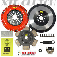 STAGE 3 CLUTCH & LIGHTEN FLYWHEEL KIT SUPRA 3.0L SC300 I6 2JZGE W58 3.0L