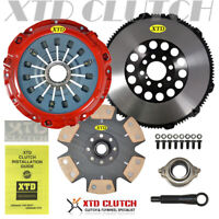 XTD STAGE 4 CLUTCH & RACING  FLYWHEEL KIT for MITSUBISHI ECLIPSE GT GTS 3.0L