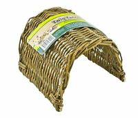 Ware Manufacturing Willow Twig Tunnel Small Animal Hideout Renewable Small