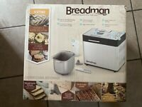 Breadman Bread Machine (BK1050S)