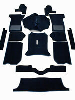 Triumph Spitfire High Quality Black Carpet Set *