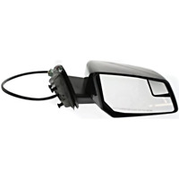 Fits 09-14 Traverse 08-17 Acadia Rt Pass Pwr Mirror W/Heat,Sig,Spotter, Man Fold