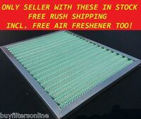 THE PERFECT HOME AIR FILTER WASHABLE PERMANENT REUSABLE FURNACE AC LASTS FOREVER
