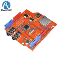 NEW VS1053B MP3 Music shield board Module with TF card slot For Arduino UNO R3...