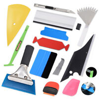 PRO Window Tinting Tools Kit, Auto Car Vinyl Wrap Application Tint Film TUCK USA