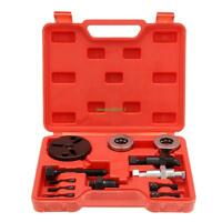 Automotive AC Air Conditioning Car Compressor Clutch A/C Puller Remover Tool Kit