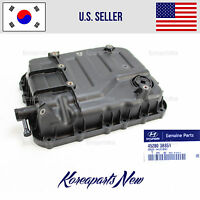 TRANSMISSION OIL PAN (GENUINE) 452803B851 SONATA SANTA FE SORENTO 2.4L 2013-2017