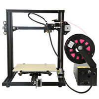 US Creality CR 10 Mini Desktop 3D Printer High Precision 300*220*300 1.75mm PLA