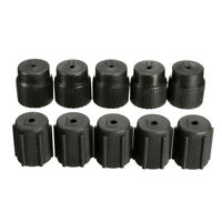 10X R134a 13mm & 16mm Air Conditioning Service AC System Charging Port Caps US