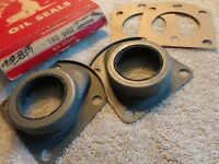 1939 40 41 42 46 47 48-63 + STUDEBAKER CHAMPION + Rear Wheel Outer Seals + NOS
