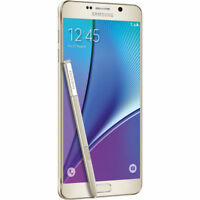 Samsung Galaxy Note 5 SM-N920V - 32GB - VERIZON + GSM UNLOCKED Smartphone