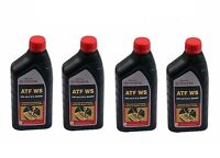 4 Quarts of GENUINE TOYOTA ATF WS Automatic Transmission Oil Fluid Lexus Scion