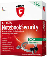 G DATA Software AG NotebookSecurity 2009