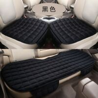 Universal Front & Rear Back Car Auto Seat Cover Protector Mat Chair Cushion Pad