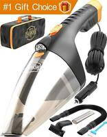 Car Vacuum Cleaner - high power 110W 12v corded auto Portable Vacuum Cleaner