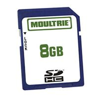 Moultrie 8GB SD Memory Card - Sports & Outdoors