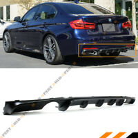 PERFORMANCE STYLE REAR BUMPER DIFFUSER FOR 2012-18 BMW 3 SERIES F30 F31 M SPORT