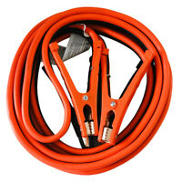 12 Ft 6 Gauge Heavy Duty Power Booster Cable Emergency Car Battery Jumper