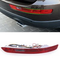Rear Right Side Bumper Lower Taillight Reverse Lamp Light For Audi Q5 2009-2017