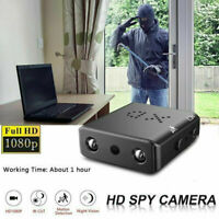 1080P Hidden Spy Camera Mini Micro DVR Security Cam Recording Full HD IR-CUT