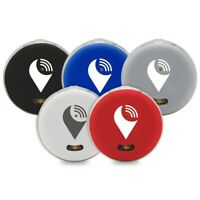 5-Pack TrackR pixel Bluetooth Tracking Device Key Phone Finder iOS/Android Black
