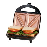 Gotham Steel Nonstick Portable Sandwich Maker & Panini Grill As Seen on TV! NEW