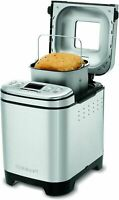 Cuisinart CBK-110P1 Bread Maker Compact Machine Up To 2lb Loaf *Fast Shipping*