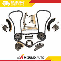 Timing Chain Kit Fit 07-16 Buick Pontiac Cadillac SRX STS Saab Suzuki 3.6 24V