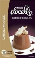 DARIOLE MOULDS by Nestle 50 in box