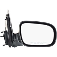 Fits 97-04 Silhouette 97-05 Venture 05 Uplander Right Pass Man Mirror Unpainted