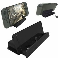 The USB Type-C Specific Desktop Stand Charging Station Dock for Nintendo Switch