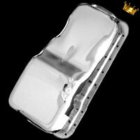 Ford 351 Windsor Oil Pan fits 351W Passenger Car Engines 1967 - 1987 Chrome