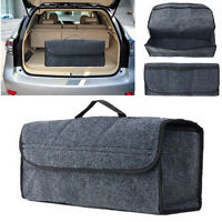 Car Seat Rear Travel Storage Organizer Holder Interior Bag Hanger Accessory Gray