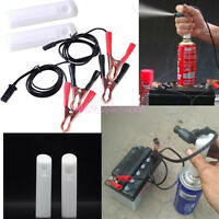High Quality DIY Car Autos Fuel Injector Flush Cleaner Adapter Kit Washing Tool