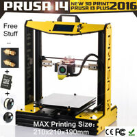 3d Printer Pla Filament Sunhokey High Accurancy Desktop I4 Semi - DIY Machine