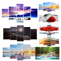 Large Canvas Huge Modern Wall Art Oil Painting Picture Print Unframed Home Decor