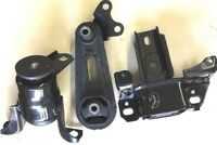 3PC  ENGINE AND TRANSMISSION MOUNT FOR 2011-2014 MAZDA 2 1.5L AUTO FAST SHIPPING