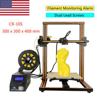 2018 US Creality CR-10S 3D Printer Upgrade Filament Monitoring Alarm Desktop DIY