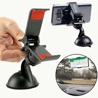 Windshield Car Phone Holder Mount GPS UNIVERSAL Auto Accessories 360° Rotating
