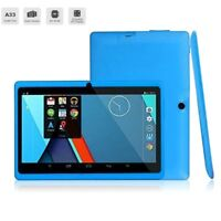 7 ZOLL ANDROID TABLET PC KINDER CHILDREN TAB 8GB QUAD CORE 2xKAMERA WLAN TY