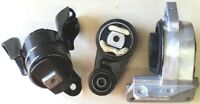 3PC ENGINE AND TRANSMISSION MOUNT FOR 2010-2011-2012 FORD FUSION 2.5L 3.0L AUTO