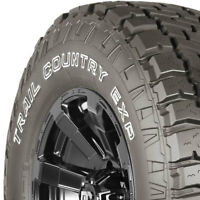 4 New LT265/75R16 E 10 ply Dick Cepek Trail Country EXP  265 75 16 Tires