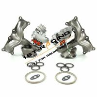 Twin Turbos TD04L 17T Billet 6+6 State 3 For BMW E90 E92 E93 135i 335i N54 700HP