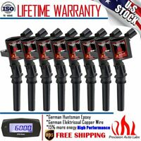 8Pack Ignition Coil For Ford F150 Expedition 5.4L 6.8L DG508 2000 2001 2002-2004